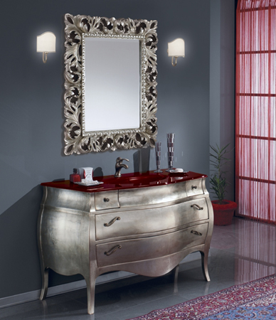 eurobagno serie new baroque. Black Bedroom Furniture Sets. Home Design Ideas