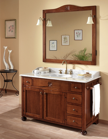 Badezimmermöbel Klassisch badmöbel klassisch design