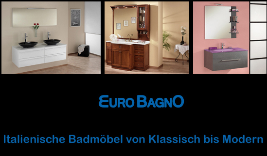 Badezimmermöbel Klassisch bagno moderne badmöbel aus italien