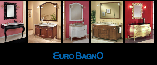 euro bagno klassische badm bel. Black Bedroom Furniture Sets. Home Design Ideas